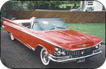 Buick Electra Convertible 1959