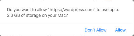 wordpress-space